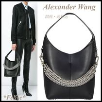 *Alexander Wang*Chain Embellished Hand Bag 関税/送料込