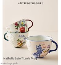 お家時間に*Nathalie Lete for Anthropologie  Titania Mug