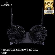 累積売上総額第1位!MONCLER GENIUS★SIMONE ROCHA★TOP_BLACK