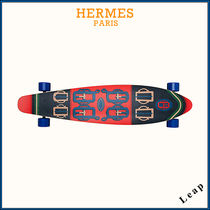 【HERMES】Boucleries Modernes long board スケートボード☆