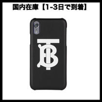 Burberry iPhone X / XS ケース f-31