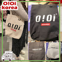 【oioi korea】BASIC LOGO ECO BAG