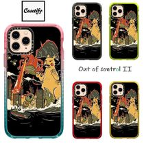 送料込[Casetify]Out of control IIスマホケース