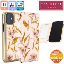 【TED BAKER】Cababa 手帳型 iPhone11/Pro/MAX ケース