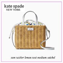 【国内発送】sam wicker lemon zest medium satchelセール