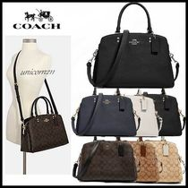 ★COACH★Lillie Carryall★ハンドバッグ