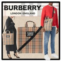 ★送料・関税込★BURBERRY★shopper bag★