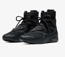 AIR FEAR OF GOD 1 TRIPLE BLACK NIKE フィア オブ ゴッド