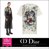 2020SS新作 Dior BRUTAL JOURNEY OF THE HEART Tシャツ 大人気
