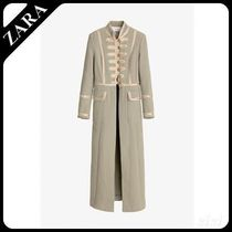 ★ZARA★ LIMITED EDITION OFFICER COAT