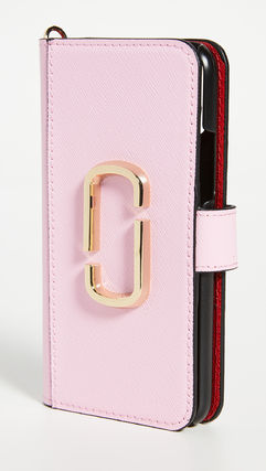 MARC JACOBS スマホケース・テックアクセサリー MARC JACOBS iPhone 11 Proケース Powder Pink Multi ピンク(3)