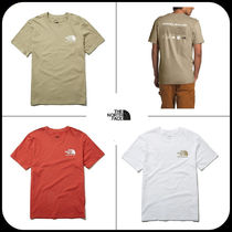 THE NORTH FACE★正規品★M'S LOGO-LUTION S/S R/TEE /安心追跡