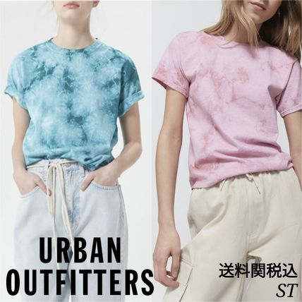 Urban Outfitters ルームウェア・パジャマ Urban Outfitters スプリング タイダイ Tシャツ 2色 送込 日未入