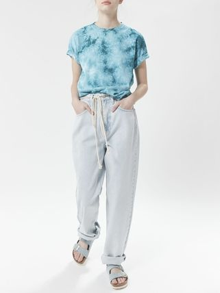 Urban Outfitters ルームウェア・パジャマ Urban Outfitters スプリング タイダイ Tシャツ 2色 送込 日未入(5)