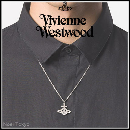 ///Sale/// Vivienne Westwood*PEACE ORB ペンダント/ネックレス