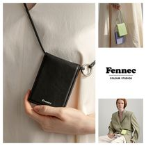 【Fennec】20新作 SLING WALLET ミニウォレット 3colors