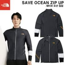 THE NORTH FACE★正規品★M'S SAVE OCEAN ZIP UP ラッシュガード