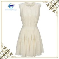 Chloe' Sleeveless Mini Dress
