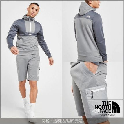 THE NORTH FACE セットアップ 日本未発売☆The North Face☆Greyセットアップ【送料関税込】