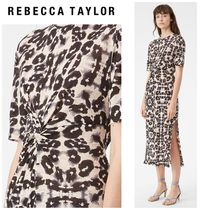 【REBECCA TAYLOR】●セール●KALEIDOSCOPE JERSEY DRESS