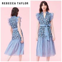 【REBECCA TAYLOR】●セール●LA VIE BETTE FLEUR DRESS