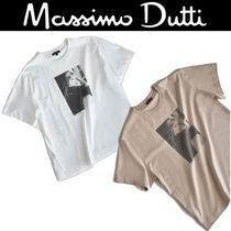 Massimo Dutti 新作! T-SHIRT FEATURING JANE BIRKIN PHOTO