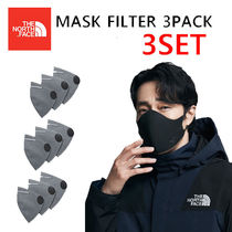 日本未入! THE NORTH FACE ★ TNF MASK FILTER ★ 3SET