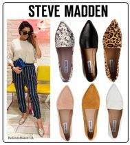【SALE!】STEVE MADDEN★FEATHER LEATHERシューズ★
