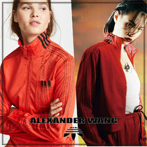 adidas Originals × Alexander Wang >> Crop Track Jacket