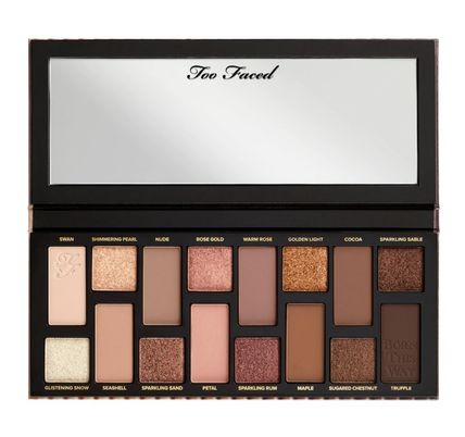 Too Faced アイメイク Too Faced☆Born This Way The Natural Nudes Eyeshadow Palette(10)