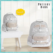 *PotteryBarn*Silver/Gold Ombre Sparkle Glitter Backpacks