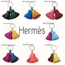 ★HERMES★ Carmen Uno-Dos key ring エルメス キーリング 8色
