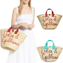 DG2339 KENDRA COFFA BAG IN STRAW WITH THREAD EMBROIDERY