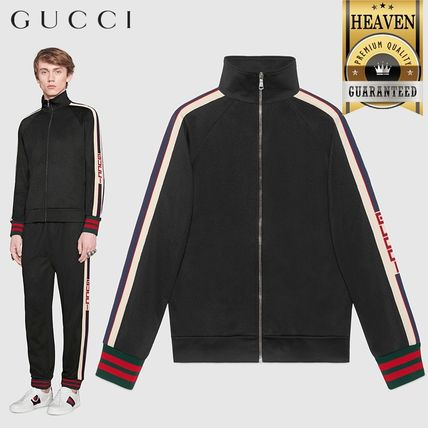 GUCCI(グッチ) ジャージ 累積売上総額第1位【GUCCI★20春夏】TECHNICAL JERSEY JACKET