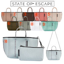 国内発送 State of Escape Petite Escape tote 2way 新作