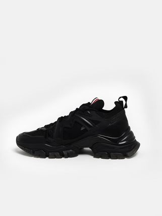 MONCLER スニーカー VIP価格【MONCLER】sneakers leave no trace nere 関税込(3)