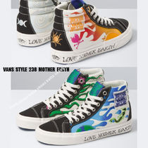 VANS★STYLE 238 MOTHER EARTH★兼用★ELEMENTS/MARSHMALLOW