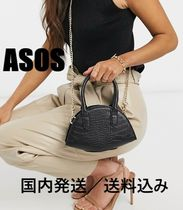 ASOS★curved base micro bag/送料込み