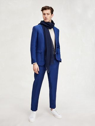 Tommy Hilfiger スーツ 【Tommy Hilfiger】☆新作☆ SLIM FIT LINEN AND WOOL SUIT(5)