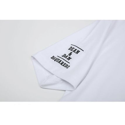D SQUARED2 Tシャツ・カットソー 追跡★関税★送料込/D SQUARED2/WAPPEN LOGO T-SHIRT(12)