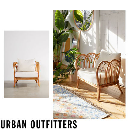 Urban Outfitters 椅子・チェア 大人気★ Urban Outfitters Melody Rattan Chair ラタンチェアー