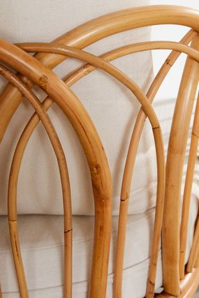 Urban Outfitters 椅子・チェア 大人気★ Urban Outfitters Melody Rattan Chair ラタンチェアー(4)