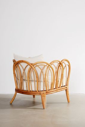 Urban Outfitters 椅子・チェア 大人気★ Urban Outfitters Melody Rattan Chair ラタンチェアー(6)