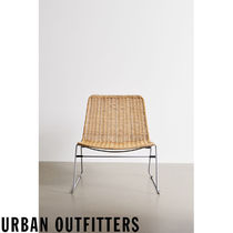 Urban Outfitters  Golden Rattan Lounge Chair ラタンチェアー