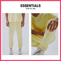 【SALE】FOG(フィアオブゴッド) Essentials Sweatpants/YELLOW