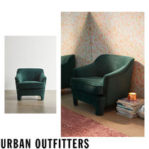 Urban Outfitters  Marisol Velvet Chair ベロア チェアー