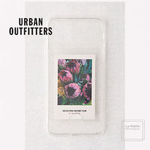 【Urban Outfitters】写真入れ替え自由☆〇クリアiPhoneケース