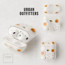 【Urban Outfitters】さわやかホワイト☆デイジーAirPodsケース