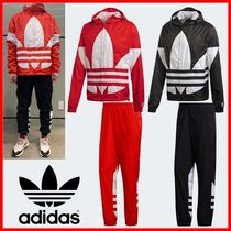 adidas☆BIG TREFOIL WINDBREAKER PANTS 上下セット☆大人気!