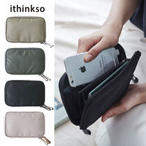 ithinkso(アイシンクソー) 長財布 ★ithinkso★ WEEKENDER MULTI WALLET 財布 ファスナー 大容量